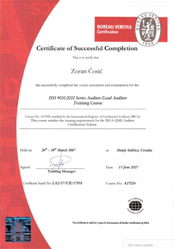 Ohsas 18001 lead auditor training in bangalore dating 7